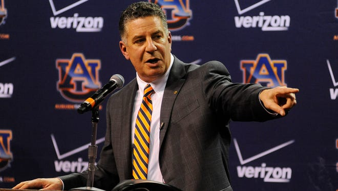 Bruce Pearl returns to Knoxville on Jan. 31.