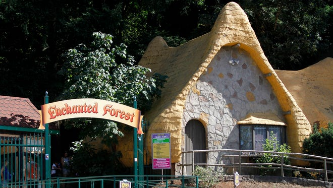 """Enchanted Forest, located in Turner, will be featured on an episode of Travel Channel's """"Ghost Adventures,"""" airing Saturday, June 23."""
