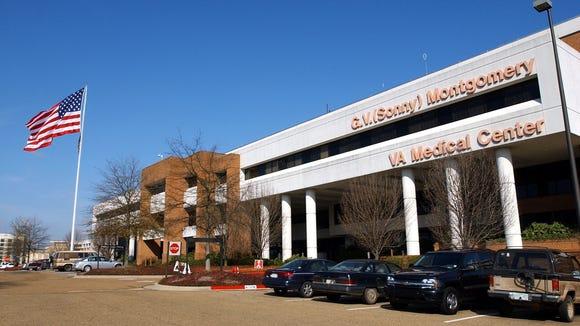 AP Mississippi Veterans Hospital