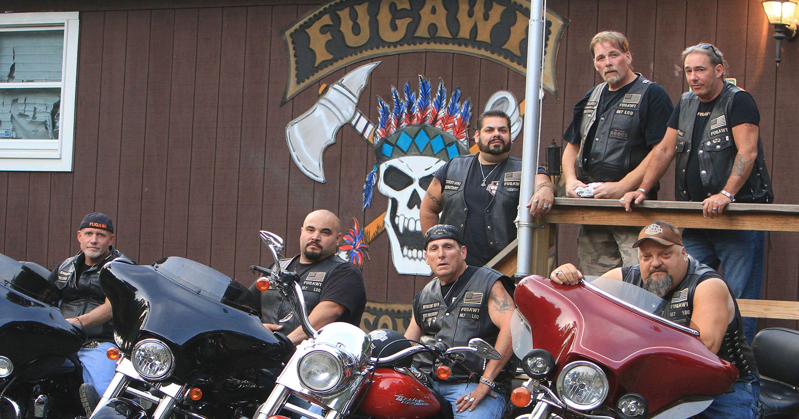 Top 10 Notorious American Biker Gangs - Listverse |Motorcycle Gang Member Names