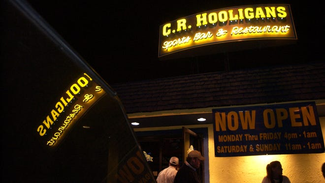 C.R. Hooligans in Wilmington's Trolley Square will become a craft beer-themed bar called Trolley Tap House this fall.