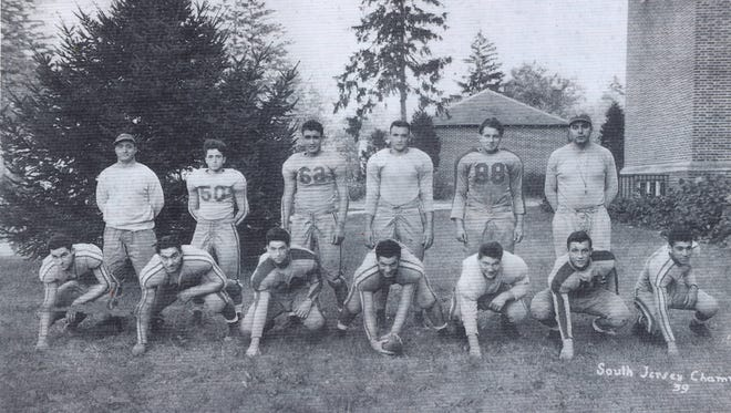 Vineland High School 1939 football team