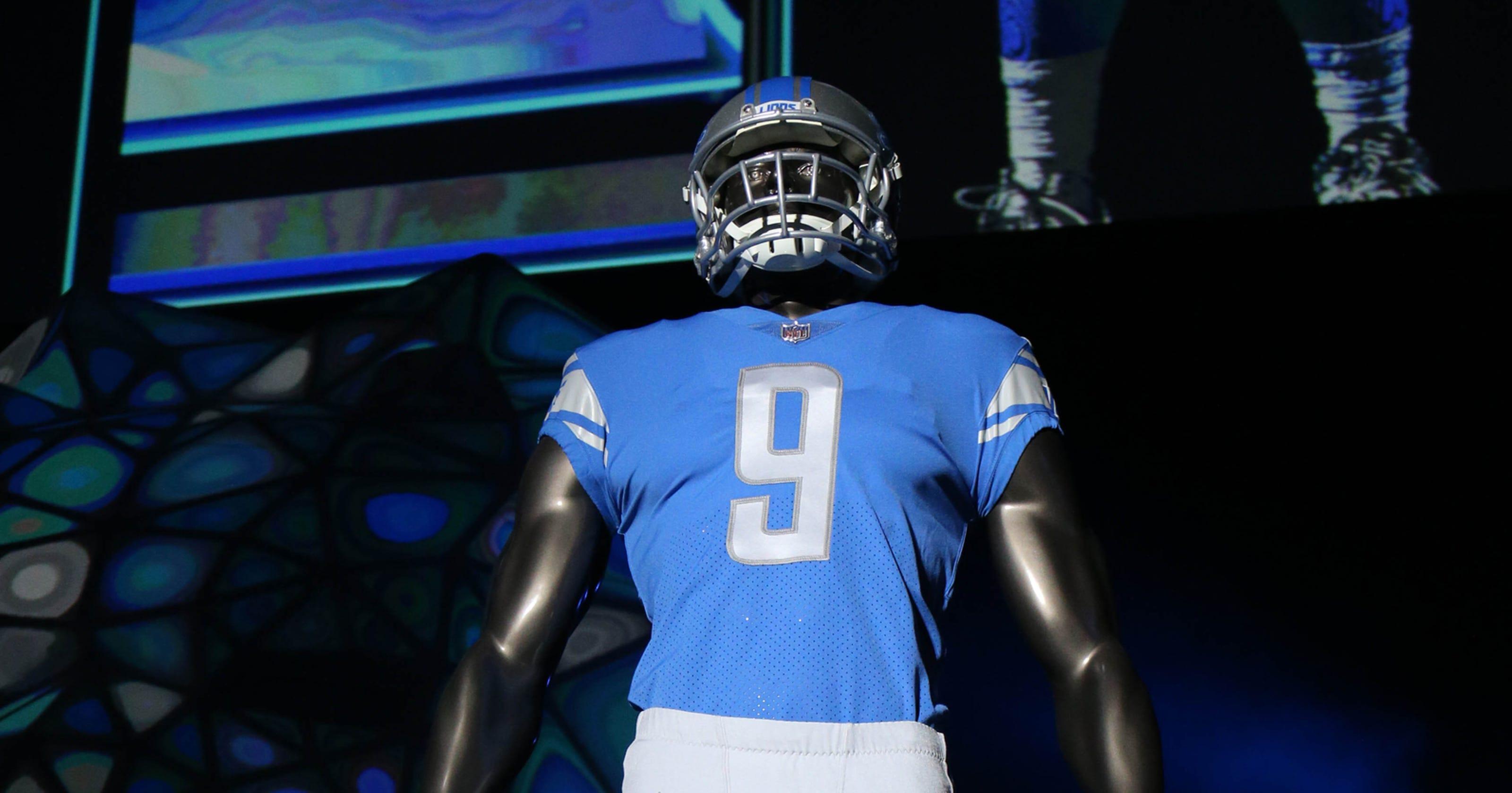 Detroit Lions  new uniforms a hit among fans 5e52d5e6f