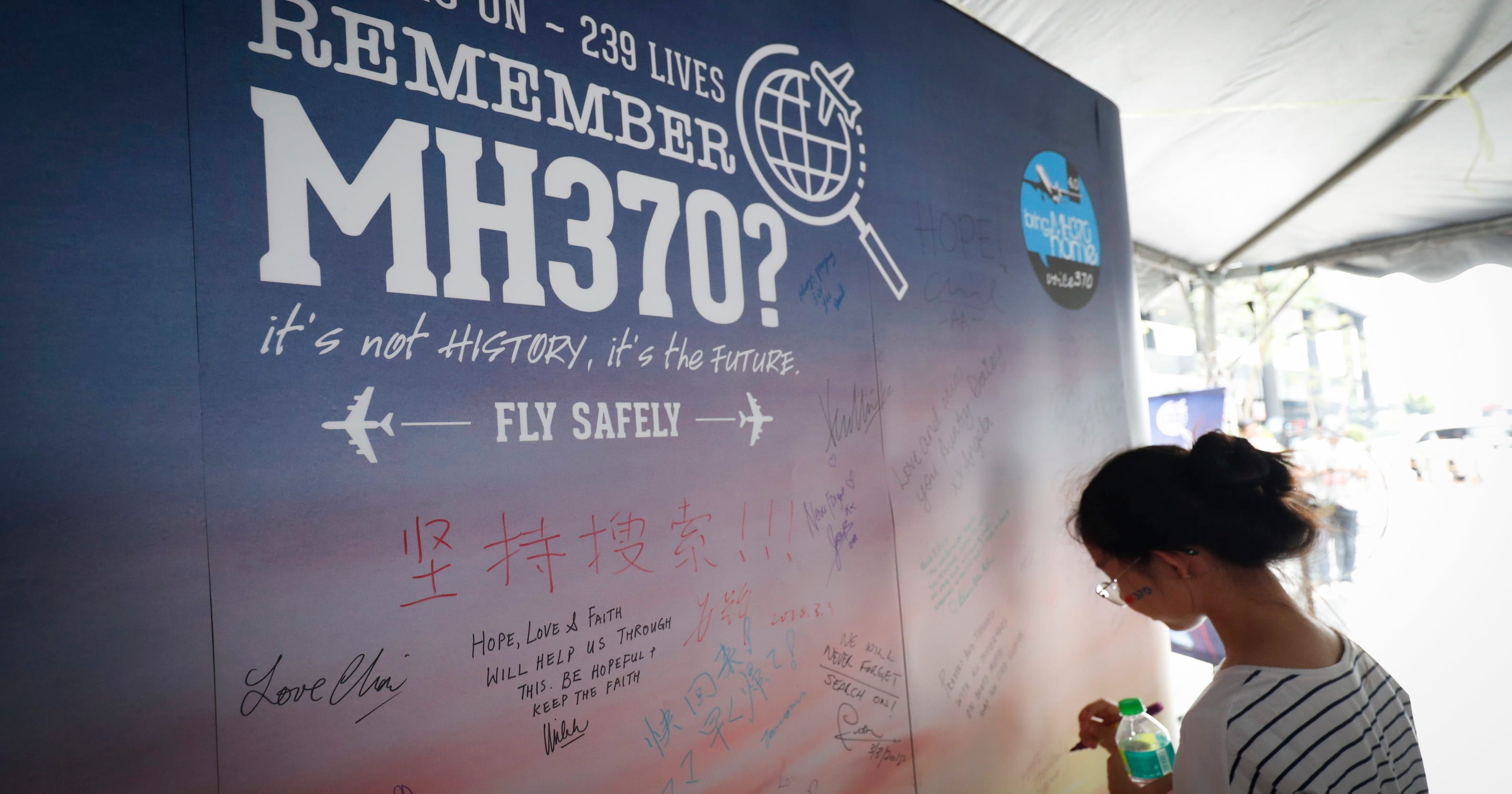 Malaysia Airlines Flight 370, 4 years later: New hope mystery could