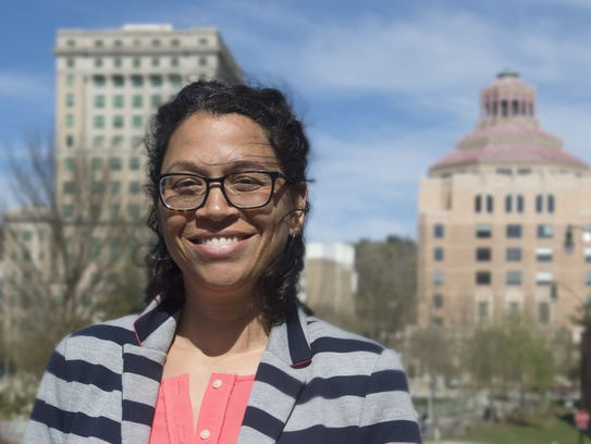 Amber Weaver, the director of the city's Office of