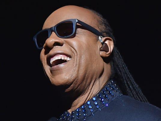 Stevie Wonder In Concert - New York, NY