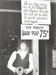 1978: Steve Redmond, Club 2 on 2 director, pictured
