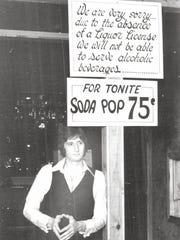 1978: Steve Redmond, Club 2 on 2 director, pictured