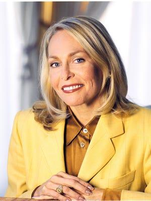 2002 photo of Nancy Irsay.
