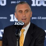 Arizona State's Bobby Hurley ready for big stage