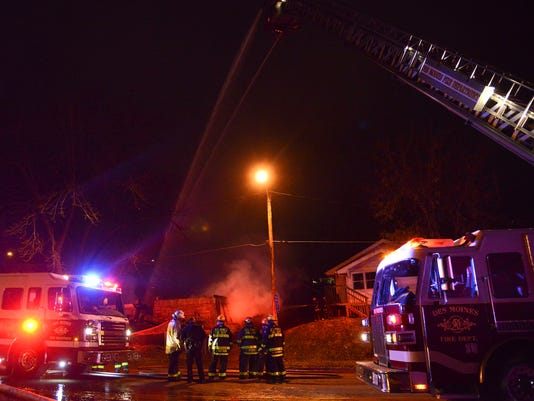 Indianola Avenue fire