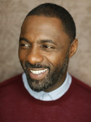 British actor Idris Elba stars in Friday's 'Mandela: Long Walk to Freedom.'