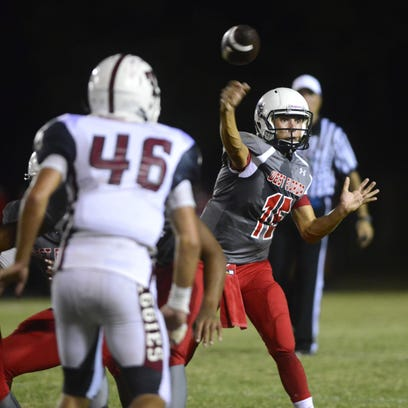 Tate High School takes on West Florida in the second week of fall football