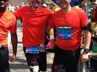 Arkansas 'blade runners' in Boston Marathon