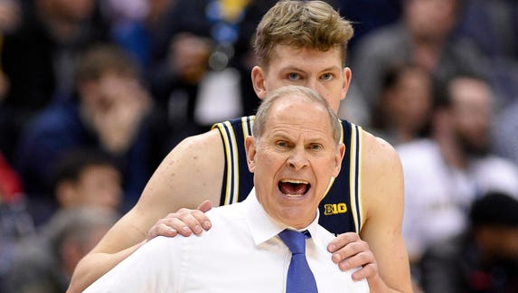 U-M's John Beilein: I've had to go to confession after a few practices