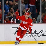 Red Wings beat Sabres 5-4 in SO on Brad Richards' goal