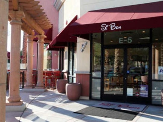 The owner of Si Bon in Rancho Mirage said his niece was shot during the terrorist attacks in Paris Friday.