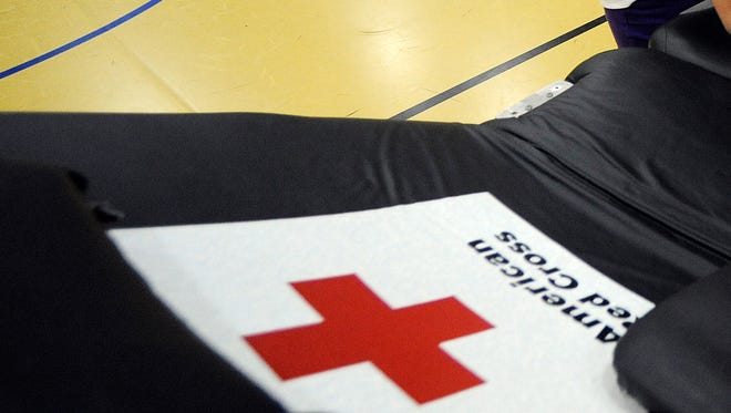 Red Cross to hold blood drive