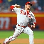 Ken Giles took over as closer after the trade of Jonathan Papelbon to Washington last summer.
