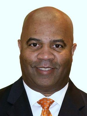 Elmira School Board President Randy Reid