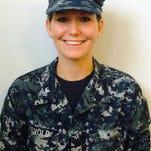 Petty Officer 1st Class Kimberly Elaine Risvold