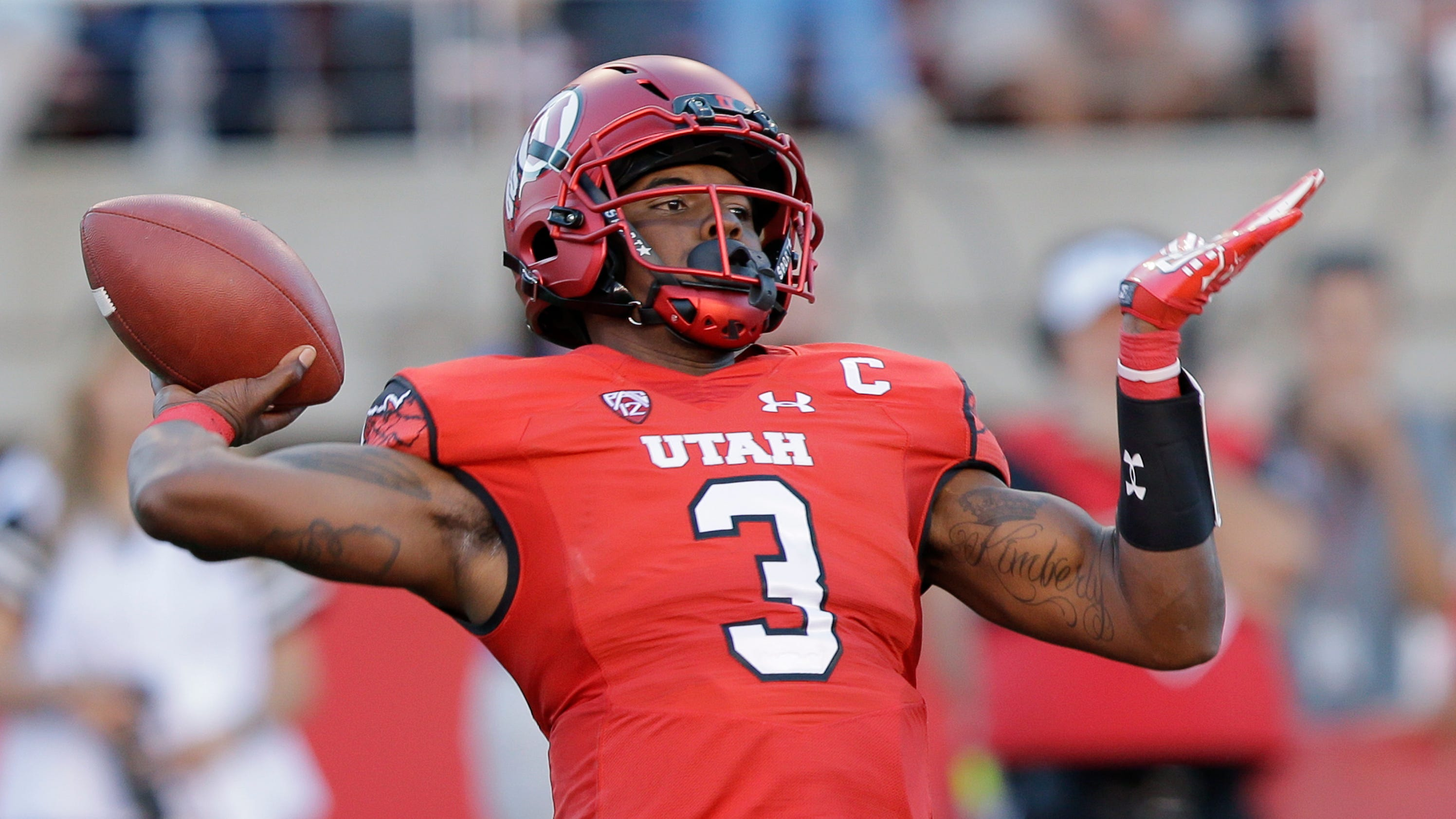 No. 24 Utah looks for improved red zone play versus USC