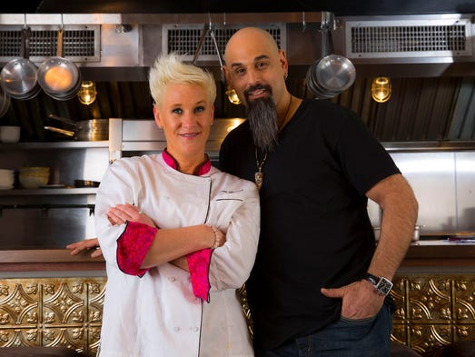 Anne Burrell and Phil Casaceli opened Phil & Anne's