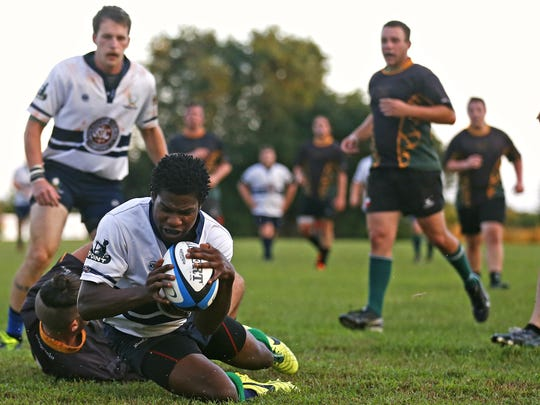 The Springfield Rugby Football Club will take on the Arkansas Gryphons at the Springfield Pitch on Oct. 22.