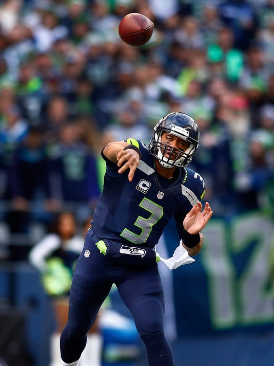 Russell Wilson, Panthers
