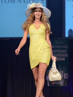 Tickets are now on sale for The Kentucky Derby Festival Fashion Show at Horseshoe Casino on Thursday, March 31.