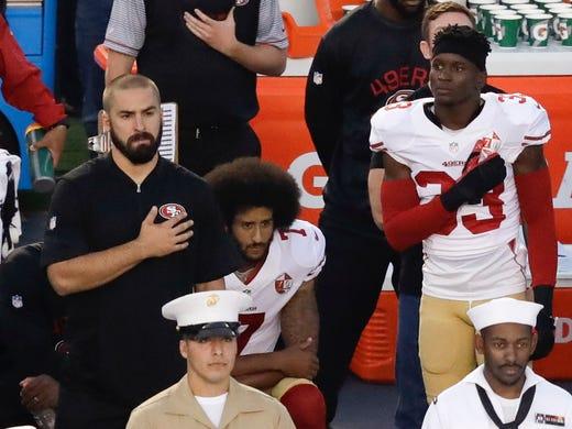 e8982bc6c8e5 San Francisco 49ers quarterback Colin Kaepernick