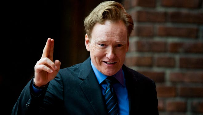 Conan O'Brien is taking his show to Mexico in an attempt to mend fences over the border wall controversy.