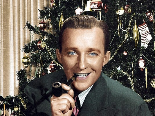 regis philbin hosts bing crosby christmas radio - Bing Crosby Christmas Music