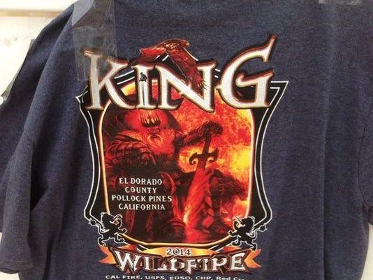 Kingfireteeshirt