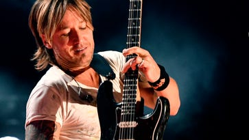 Keith Urban delivers hope through music