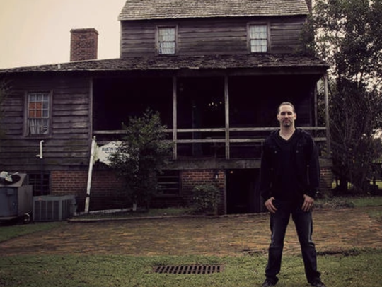 "Travel Channel series ""Ghost Adventures"" has featured"