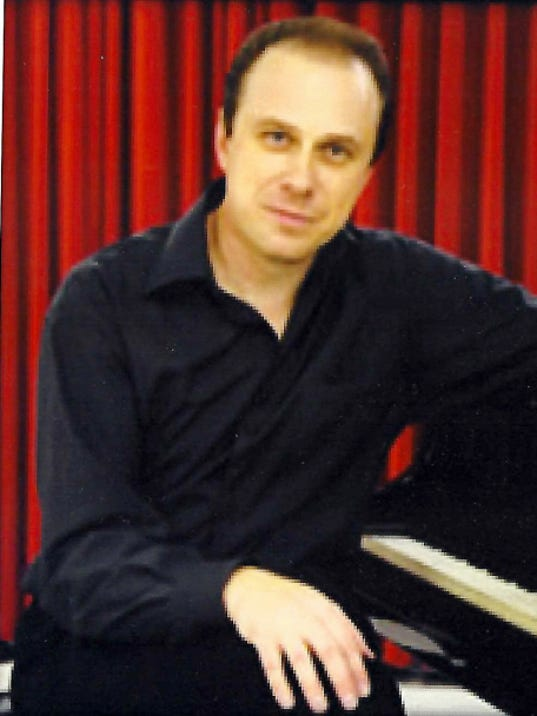 Igor Resnianski, prize winner at the first China International Piano Competition, Beijing, and the All Russian Piano Competition last year will perform April 12 in Upper Tuscarora Presbyterian Church, Brick Church Road, Waterloo (Juniata County).