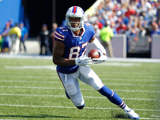 Jordan Matthews says LeSean McCoy is as special a running back as there is.