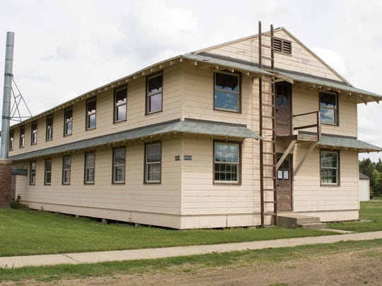 The Fort Custer Military Museum is housed in barracks at the Fort Custer Training Center.