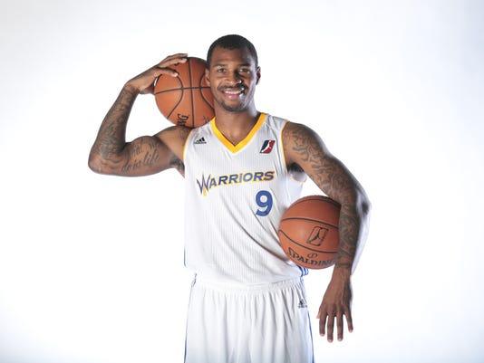 2014 NBA D Santa Cruz Warriors Media Day Images