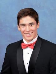 "Ricardo ""Ricky"" Carrasco is St. Benedict High School's 2017 salutatorian."