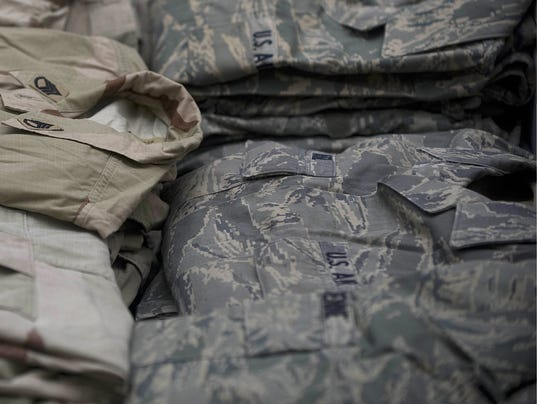 US army fatigues - Getty Images