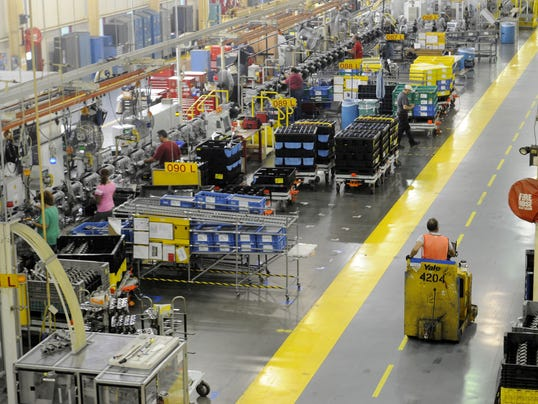 Spring Hill Backs Initial Plan For Parts Plants Near Gm