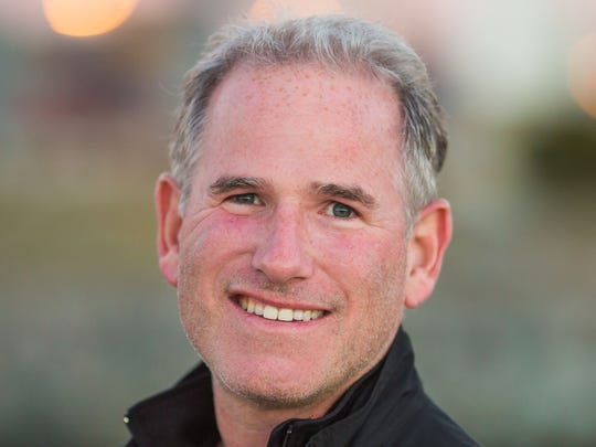 Scott Jordan, founder and chief executive officer of SCOTTeVEST, is interested in buying SkyMall after its Phoenix parent company filed bankruptcy.