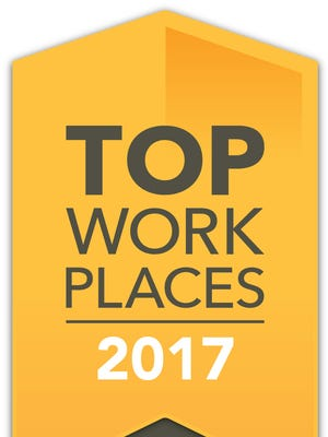 Knoxville's Top Workplaces logo