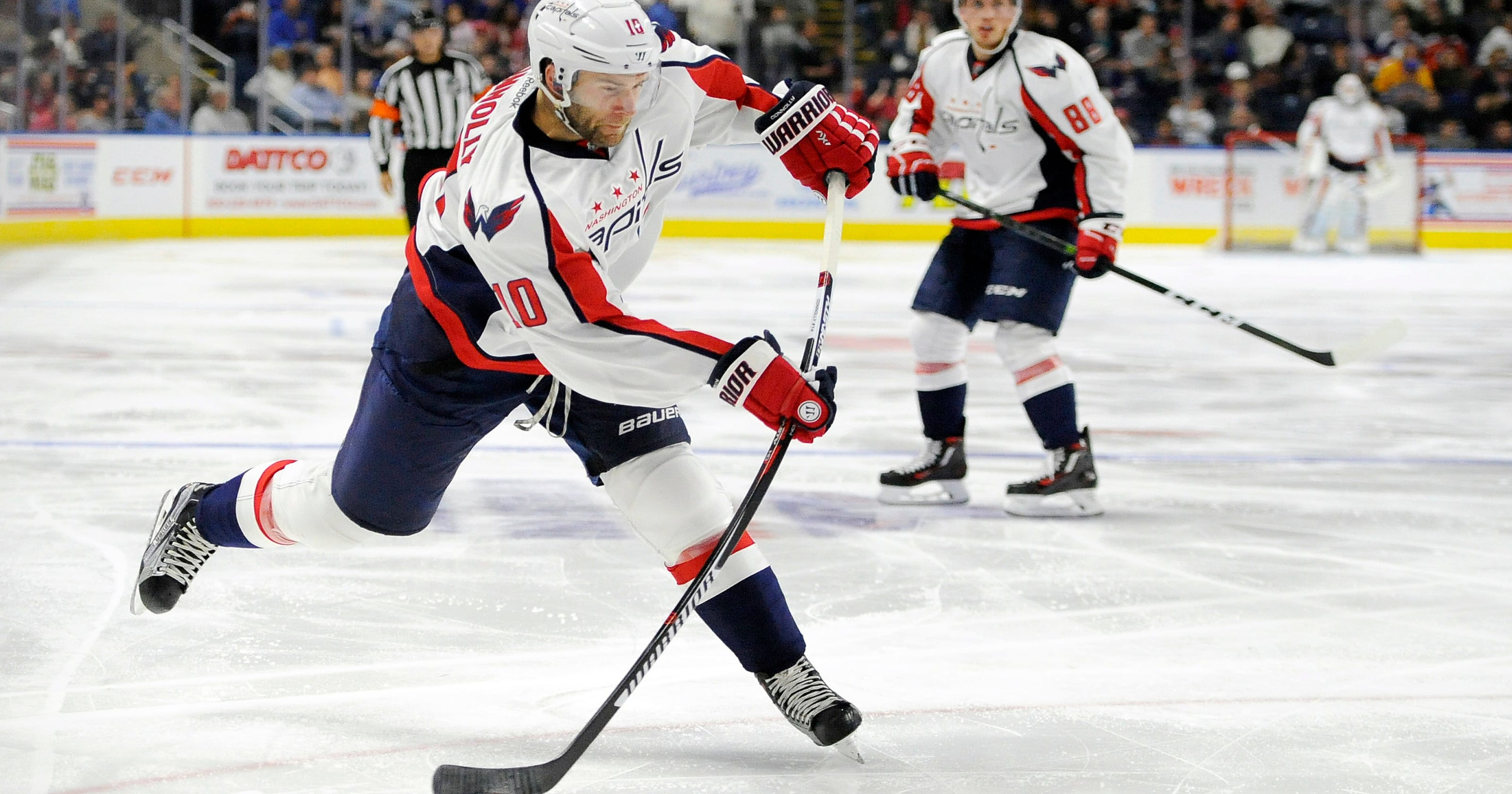 b5cb1333b Connolly rediscovers game, revitalizes career with Capitals