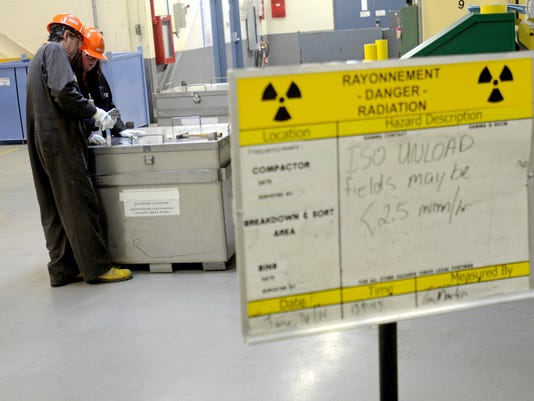 Hearings on nuke dump start Tuesday