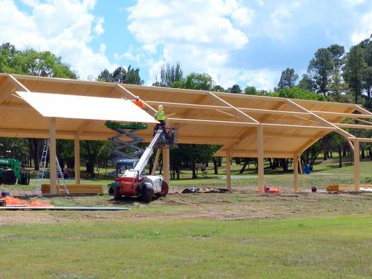 wingfield large pavilion