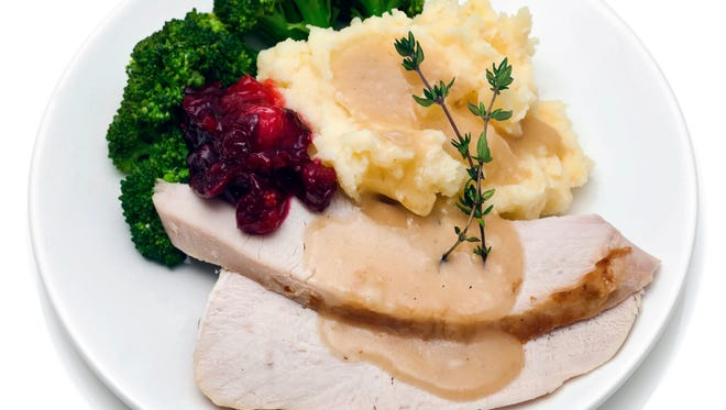 It's almost time for turkey dinners.