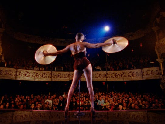 """A scene from """"Grace Jones: Bloodlight and Bami."""""""